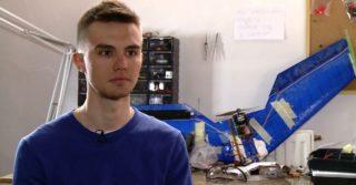 Polscy studenci zaprojektowali nowy autonomiczny bezzałogowy samolot dźwigowy