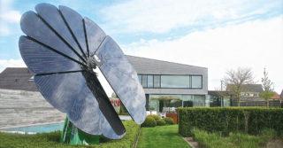 SMARTFLOWER – system fotowoltaiczny podążający za słońcem