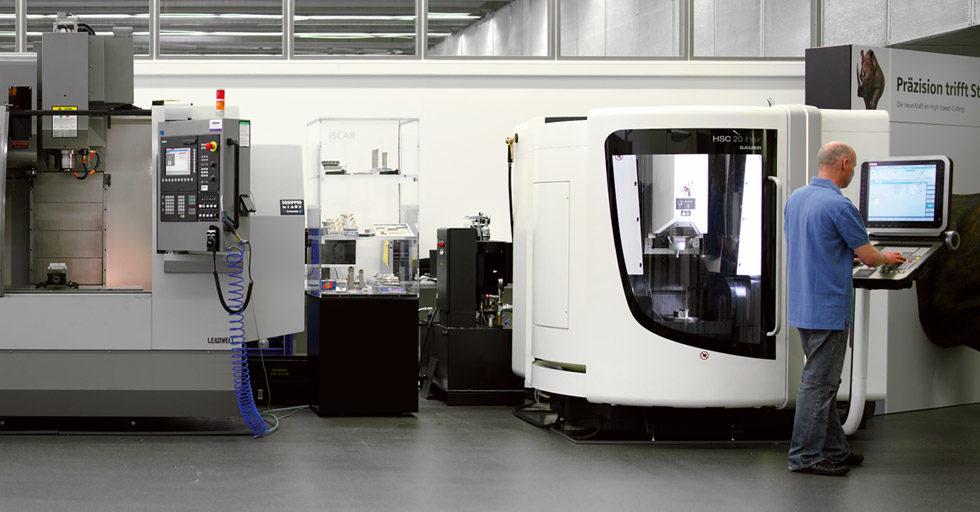 Siemens: kształcenie zawodowe operatorów obrabiarek