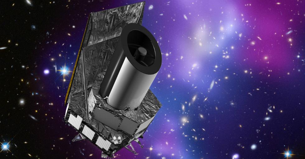 Największy w Polsce mechanizm do montażu satelitów pozwoli złożyć sondę Euclid