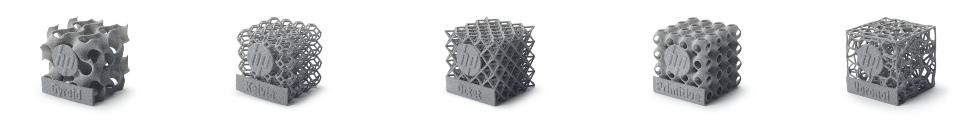 Struktury kratowe iplastra miodu idealne do wytwarzania lekkich komponentów