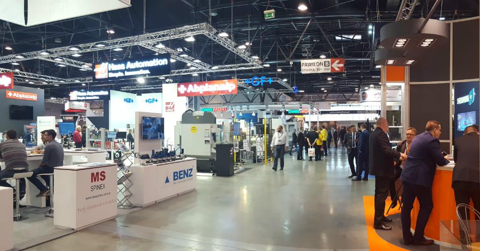 Targi Toolex 2016 – 500 wystawców i 450 maszyn w ruchu w Sosnowcu