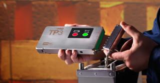 20-kanałowy rejestrator danych zapisuje precyzyjne profile temperaturowe