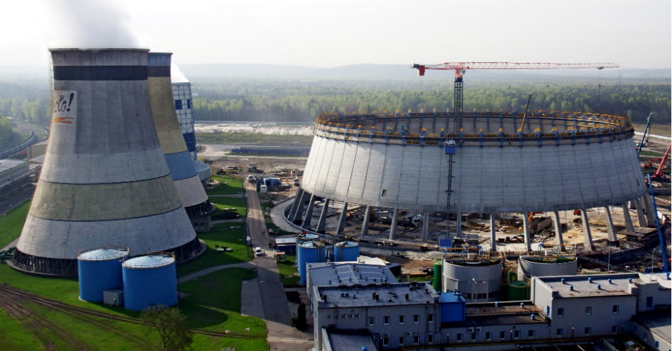 Układy chłodzenia wody, budowa kominów, pieców przemysłowych i silosów żelbetowych