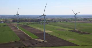 Vortex energy buduje trzy parki wiatrowe o mocy 140 megawatów