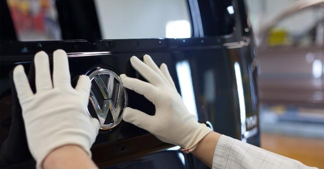 Volkswagen rozpoczyna budowę