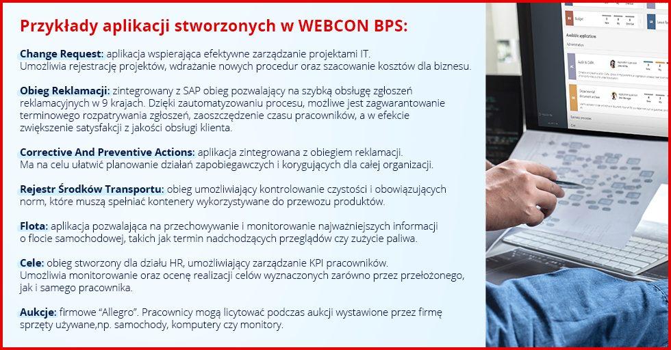 webcon automatyzacja procesow 2