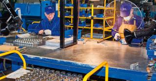 WSK Tomaszów Lubelski – obróbka trudnoobrabialnych stali stopowych, chromoniklowych oraz metali kolorowych