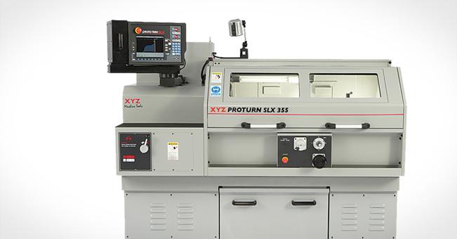 Zmiana z maszyny manualnej na maszynę CNC – bezstresowo tylko z XYZ Machinetools