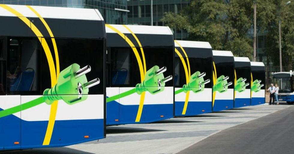 Elektryczny transport publiczny