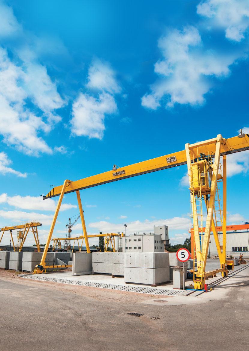 Zbych-Pol & Mobet: prefabrykaty betonowe