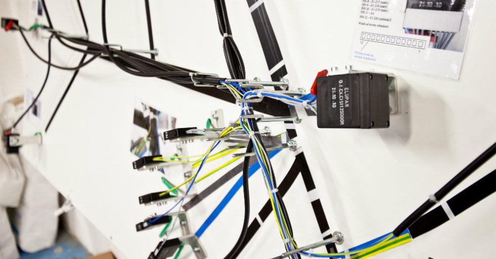 ZE Omega i możliwości rozwojowe w wiązkach elektrycznych