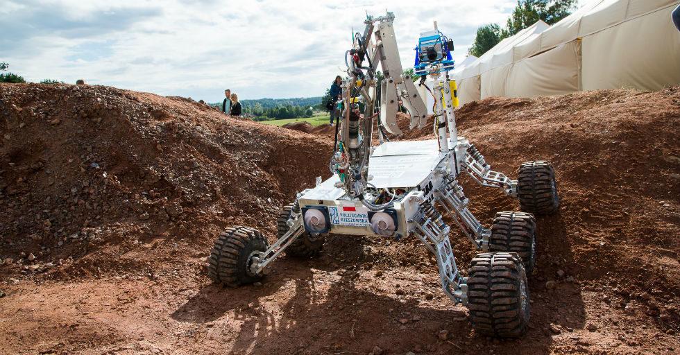 European Rover Challenge – międzynarodowe zawody robotyczne w Starachowicach