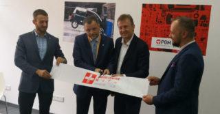 PGM i Przemysłowy Instytut Motoryzacji PIMOT otwierają swoje biuro w Szanghaju