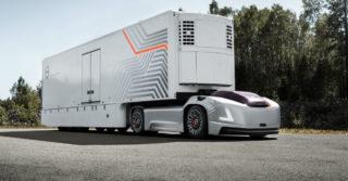 VERA: elektryczna i autonomiczna ciężarówka od Volvo