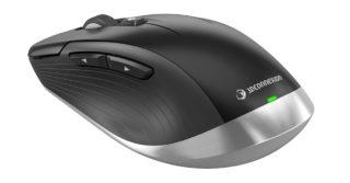 3Dconnexion CadMouse Wireless nowa mysz dla projektantów CAD