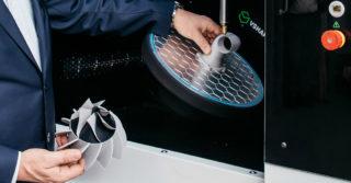 5-osiowy druk 3D w ramach idei VSHAPER Open Innovation