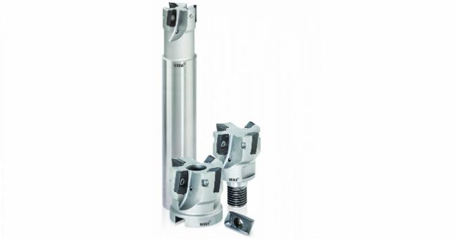 WIDIA VSM17 zapewnia wszechstronność w operacjach frezowania odsadzeń o rzeczywistym kącie 90°