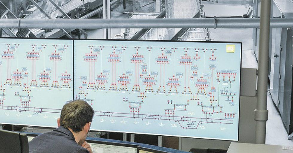 Optymalizacja i diagnostyka linii produkcyjnych z pomocą informacji z czujników