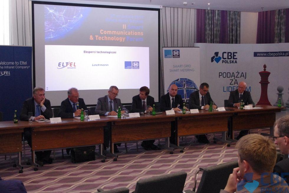 Rozmowy pod napięciem – II Smart Communications & Technology Forum