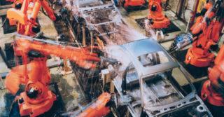 Roboty spawalnicze – w odpowiedzi na niedobór kadr
