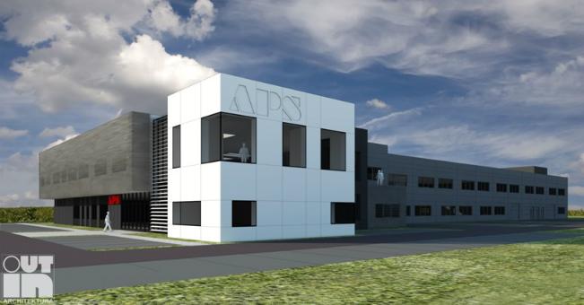 APS Energia buduje nowe centrum produkcyjno-inżynieryjne