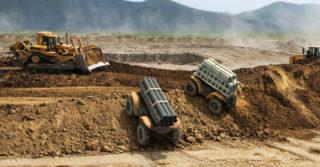 Autonomiczne pojazdy Hondy do zadań w trudnym terenie