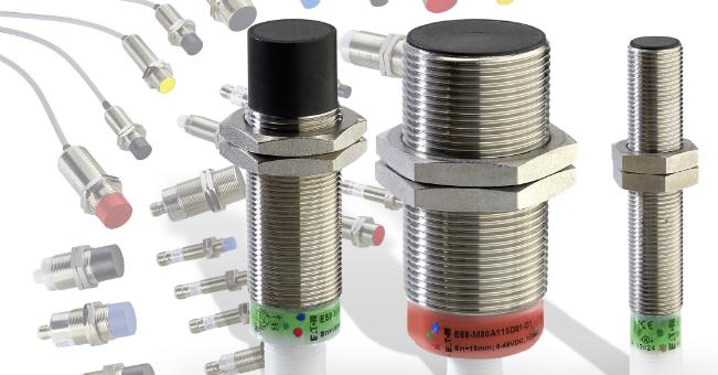 Eaton: E59 AccuProx – analogowe, indukcyjne czujniki zbliżeniowe