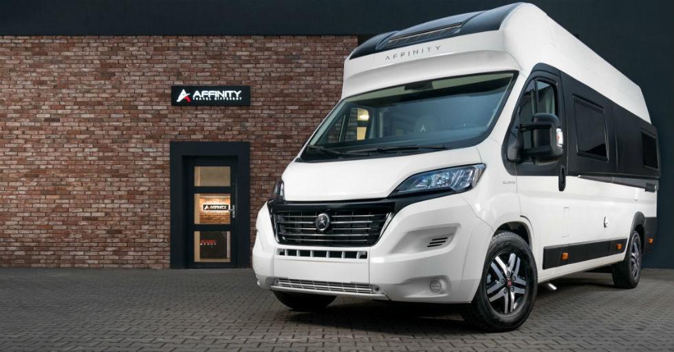 Affinity Camper Van: samochód kempingowy prosto z Ozorkowa