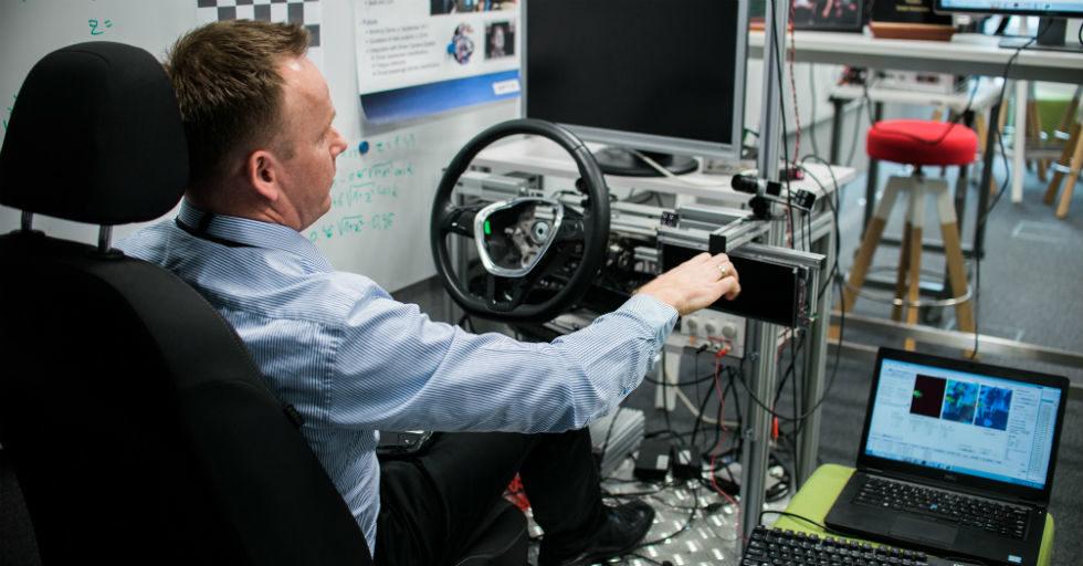 Polscy inżynierowie z Aptiv tworzą inteligentny system monitorowania kierowcy