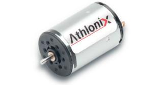 Ekonomiczny silnik szczotkowy DC – Athlonix 22DCP od Protescap