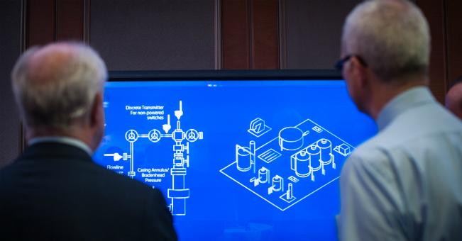 Wsparcie rozwoju technologii związanych z wydobyciem gazu łupkowego