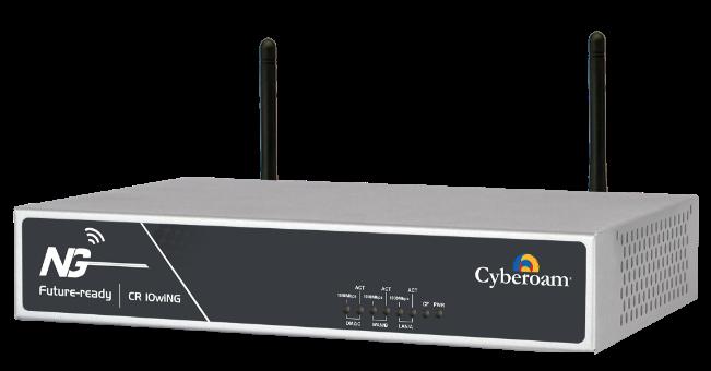 Nowe zabezpieczenie Cyberoam dla domowych biur