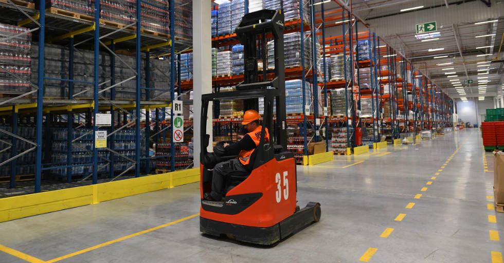 Żabka Polska rozwija centra logistyczne by podnieść efektywność łańcucha dostaw