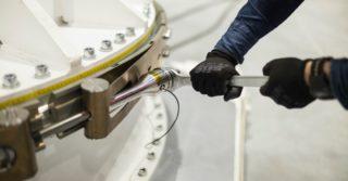 SENER Polska rozwija technologię Clamp Band wspomagającą integrację oraz montaż satelitów