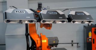 FARO Cobalt 3D Imager dla środowiska produkcyjnego