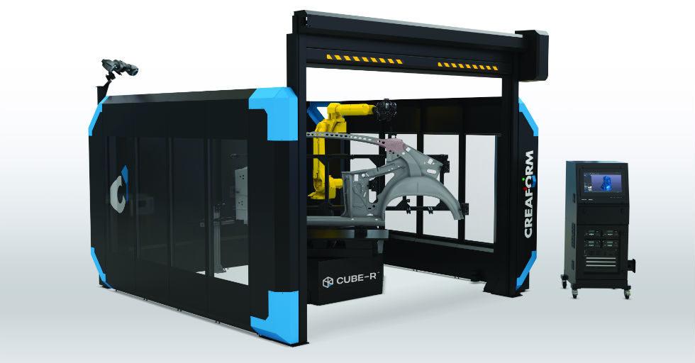 Zrobotyzowana kontrola jakości poprzez zaawansowane systemy skanowania 3D
