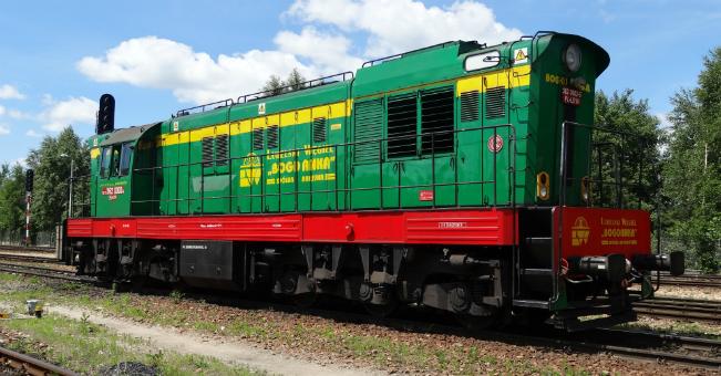 PRZETARG – Lokomotywy spalinowe S-200