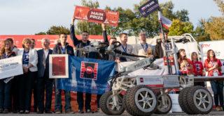 Zespół Politechniki Świętokrzyskiej najlepszym w tegorocznej edycji ERC