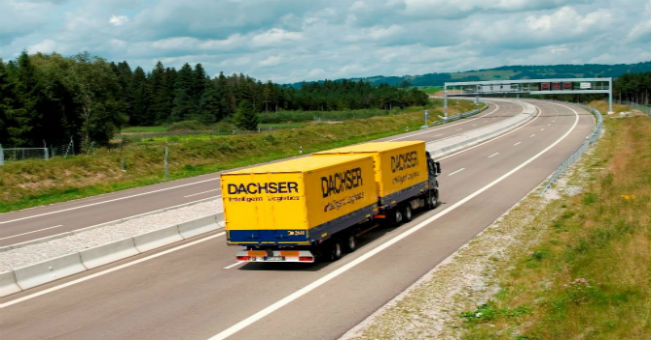 Dachser: kolejne połączenie z Niemcami