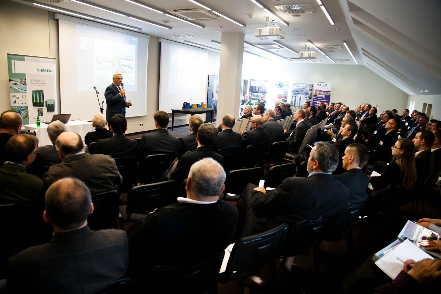 ELGOR 2013: Konstruktywne dyskusje ekspertów branży górnictwa odkrywkowego