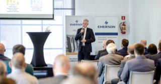 Emerson: 25 lat rozwoju i inwestycji na polskim rynku