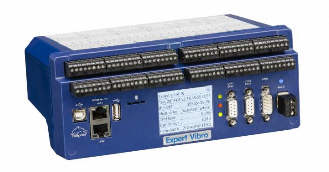 Rejestracja sygnałów impulsowych i wibracji nowy przyrząd pomiarowy od Delphin Technology