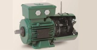 """Silniki hamujące FFB o """"elastycznej koncepcji"""" na bazie silników indukcyjnych IMfinity®"""