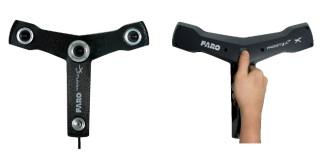 FARO Freestyle3D X – nowy ręczny skaner laserowy