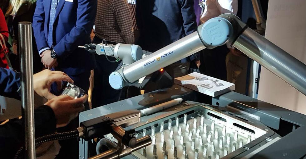 Rola cobotów w dzisiejszych fabrykach / Forum Cobotyki'18