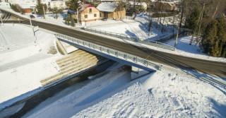 Mostostal Warszawa wybudował most z kompozytów FRP