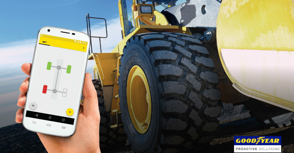 Goodyear wprowadza cyfrowe innowacje obniżające koszty OTR