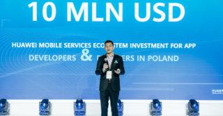 Huawei zainwestuje w Polsce 10 milionów dolarów w rozwój swojego ekosystemu