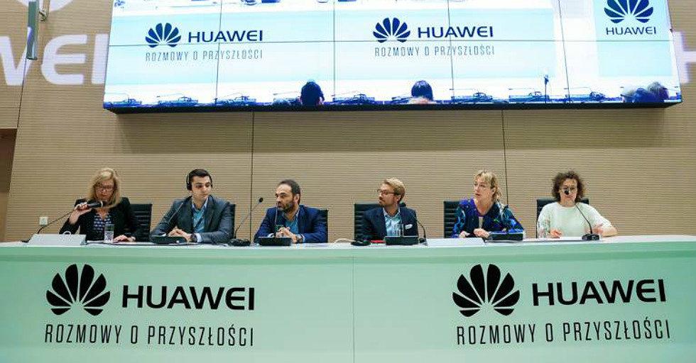 Kongres Huawei 'Rozmowy o Przyszłości' – wyzwania świata nowych technologii